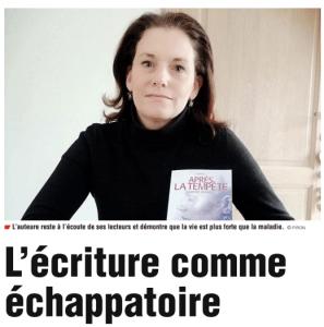 ARTICLE PRESSE DE LA DH
